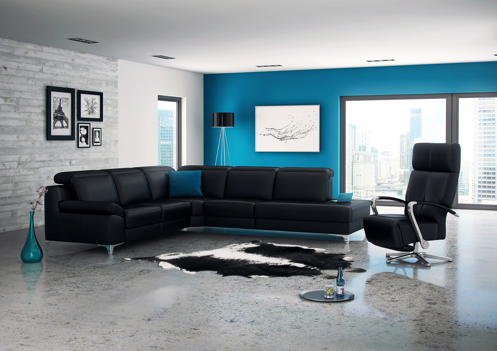 ROM Deimos Sectional